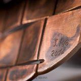 arte, escultura, hierro, hidrolizado, zinc, cobre, francisco pro, juan francisco pro, paco pro, pro, edades del hombre, agua, aqua, serie, ola, vida, microcosmos, relieve, forma, mar, salvaje, pez, las edades del hombre, exposición, galería