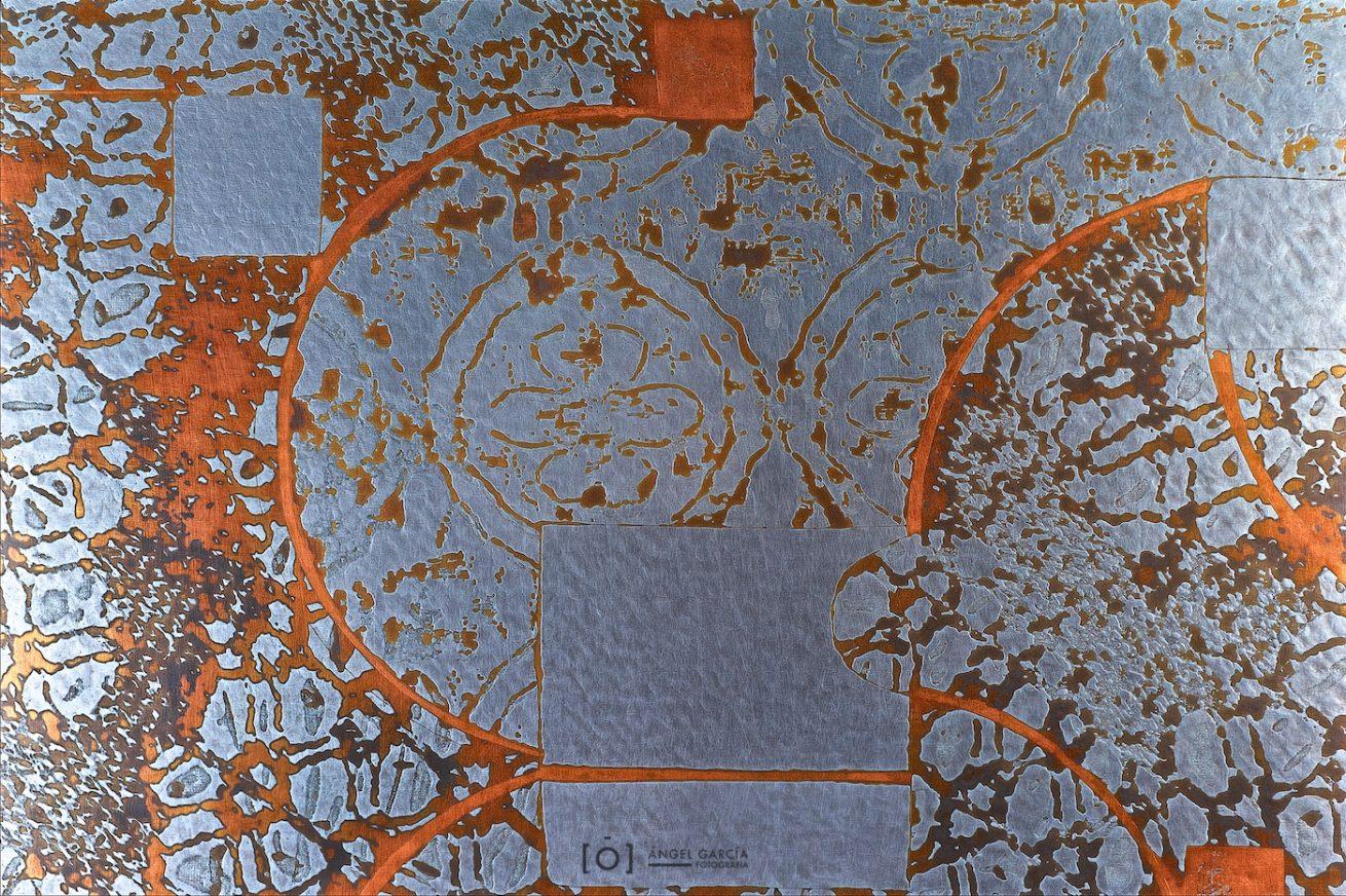 arte, escultura, hierro, hidrolizado, zinc, cobre, francisco pro, juan francisco pro, paco pro, pro, serie, cuadro, escultura plana, galería, obra de arte