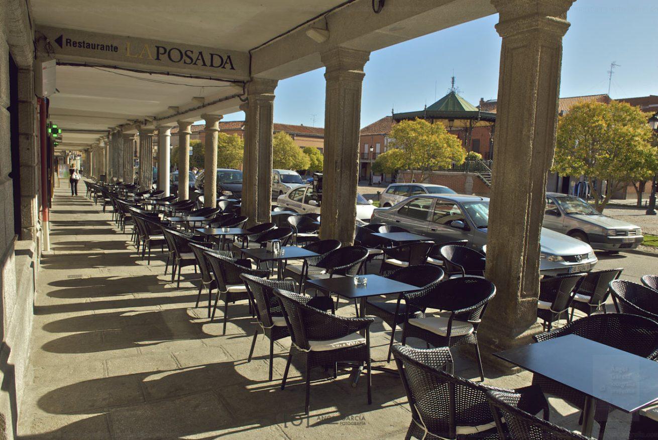 restaurante bar cafeteria hotel la posada pedrito alejo habitacion escalera estancias restaurante cafeteria patio portalon